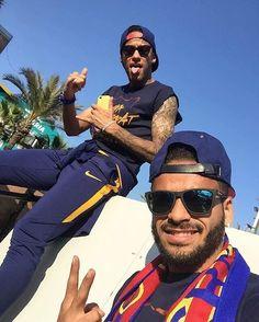 @neymarjr #Neymar #neymarjr2xcampió #njr #Neymarjr #Campions #FCB #ViscaBarca ❤