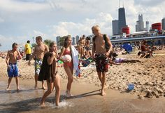 Friday Is First Official Day Of Summer 2013 « Chicago's B96 – 96.3 FM