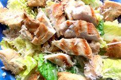 Chicken Caesar Salad - Chicken - Recipe Detail - expatwoman.com
