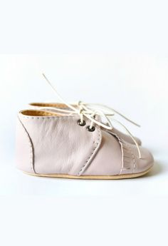 Handmade Pale Pink Soft Leather Baby Shoes   MiniMos on Etsy