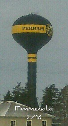 Perham, MN in Minnesota