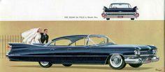 ♛1959 Cadillac Sedan deVille♛