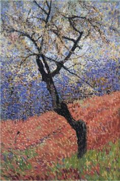 The Tree - Henri Martin