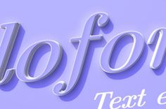 This is a modern and colorful psd text effect to help you create great titles for your next project. Just add...
