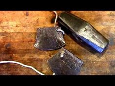 Axe Head Bucking Wedge - Wranglerstar - YouTube
