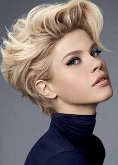 The Latest Trends In Short Hair For 2019 In today's post we will be talking about the stars who have excellent hair. Here are some basic pixie cuts and choppy layers. Celebrity Hairstyles - March 24 2019 at Latest Short Hairstyles, Best Short Haircuts, Teen Hairstyles, Celebrity Hairstyles, Casual Hairstyles, Undercut Hairstyles, Pixie Haircuts, Medium Hairstyles, Wedding Hairstyles