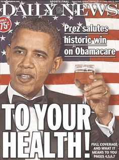 To Your Health!
