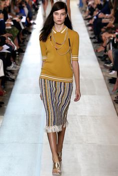 Tory Burch Spring 2015 Ready-to-Wear - Collection - Gallery - Style.com
