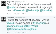 #FreeAudu: Chocolate City Boss Audu Maikori Reportedly Arrested & Detained in Abuja