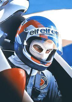 patrick depailler tyrrell p34