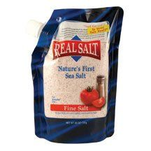 Redmond, Realsalt Stndup Pouch W S, 26 OZ (Pack of 1) ( Value Bulk Multi-pack) by Real Salt. $13.84. Quantity: BULK PACK OF 2 packs. Each pack contains 12 units. Multi-Pack Package Quantity 24 UNITS Description: REAL SALT,POUCH . (In case of confusion on contents of this multi-pack - please email seller).. Attributes: Kosher, (Please check the manufacturer's details for contents as we are unable to guarantee ingredient details and they may change without notice).. MULTI ...