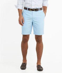 Summer Club Shorts.  Nice summer look. Light colored shorts, no socks, nice shoes, and a nice tan.