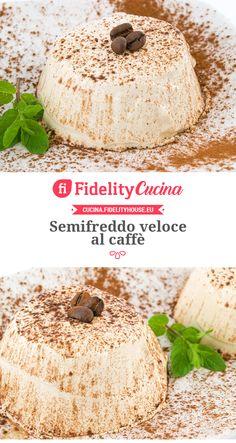 Semifreddo veloce al caffè
