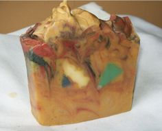 Mix and match. Buy 3 soap bars, get 1 free, Indian summer natural cold process soap