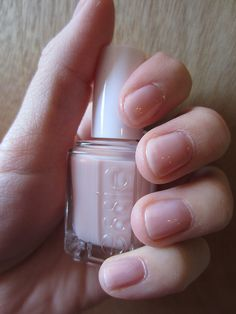 Essie - Allure. Searching for the perfect nude... I guess this isn't it?!