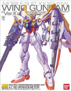 XXXG-01W Wing Gundam Ver. Ka
