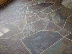 stone look linoleum flooring - Google Search