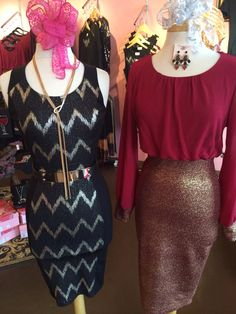 Holiday dresses @ The Spoiled Girl! www.shopspoiledgirl.com
