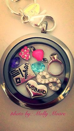 Love.... #origamiowl #love #lockets www.Fb.com/Molly.origami