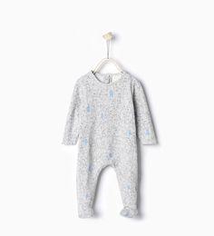 Image 2 of Bear pajamas from Zara