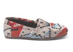 Tribal Knit Women's Classics | TOMS.com #toms