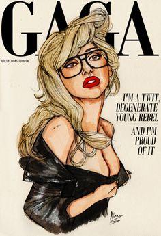 Lady Gaga fan art | Monster Ball Tour Fan Art - Lady Gaga Fan Art 2012 | SeatGeek