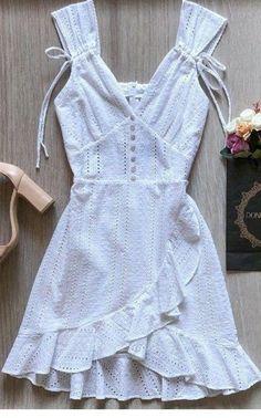 Simple Dresses, Pretty Dresses, Casual Dresses, Short Dresses, Trendy Outfits, Cute Outfits, Dress Outfits, Fashion Dresses, Designer Dresses
