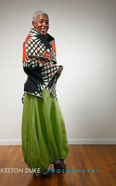 Greta Wallace of Simply Greta African Inspired Fashion, African Fashion, Weekender, Greta, Beautiful Old Woman, Quirky Fashion, Advanced Style, Ageless Beauty, Black Models
