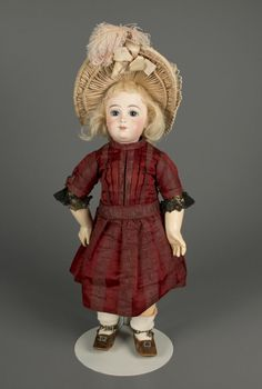 Museum of Play Online Collections | The Strong. Andre Thuillier French antique Bebe