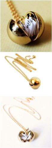 Favorite trend: unique , layered - Necklace 100 – Alllick