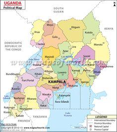 UGANDA (Kampala)