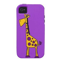 ==>>Big Save on          	Funky Yellow and Purple Giraffe Cartoon Case-Mate iPhone 4 Cover           	Funky Yellow and Purple Giraffe Cartoon Case-Mate iPhone 4 Cover you will get best price offer lowest prices or diccount couponeReview          	Funky Yellow and Purple Giraffe Cartoon Case-Ma...Cleck Hot Deals >>> http://www.zazzle.com/funky_yellow_and_purple_giraffe_cartoon_case-179914848797490121?rf=238627982471231924&zbar=1&tc=terrest