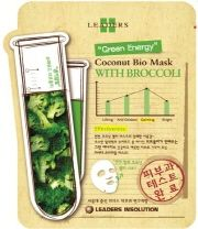 INSOLUTION Coconut Bio Mask With Broccoli