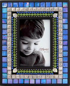Zetamari Mosaic Artworks - Iris Memories (4x6