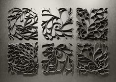 Paper Relief by lauren-moll, via Flickr