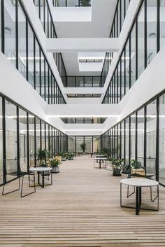 MASS DESIGN -  base ZHANGJIANG-A New Urban Complex in Shanghai