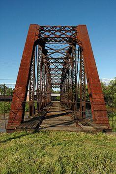 PRR. Bridge Kokosing River , Mt.Vernon , Ohio 43050 by Ray Thibaut Photographer , was teabowimaging, via Flickr