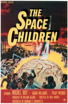 The space children - 1958