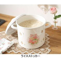 Rose Cooking Pot http://www.scroll-shop.com/product/PD52666/index.html