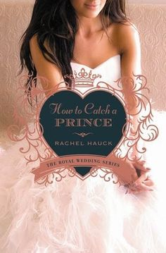 How to Catch A Prince by Rachel Hauck (Royal Wedding Series #3)  Great story, fantastic touch of spirituality and marvelous characters make for a brilliant contemporary Christian romance read.  http://tometender.blogspot.com/2014/12/how-to-catch-prince-by-rachel-hauck.html