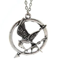 The Hunger Games Movie Necklace
