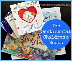 Our Favourite Sentimental Children's Books
