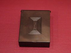 Chase Brass and Copper Tamaris Cigarette Box