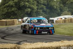 "carpr0n: ""Starring: BMW E9 CSL by Photocutout """
