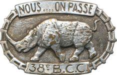 509e RCC-Bataillon de Chars de Combat