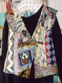 My East-West Seminole vest