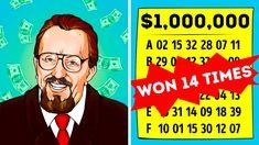 Lottery Winner Reveals His Secret to the World Winning Lottery Numbers, Lottery Winner, Winning The Lottery, Lottery Tips, Lottery Games, Commonwealth, Prison, Scratch Off Tickets, True Stories