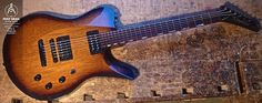 Exhibitor at The Holy Grail Guitar Show 2014: Jörg D. Tandler, Tandler Guitars, Germany  http://www.morgaineguitars.com http://www.facebook.com/jorg.tandler.9 http://holygrailguitarshow.com