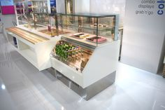 FRESCO COMBI for self-service and assisted service. Servery counters, vitrinas, vitrines. JORDAO COOLING SYSTEMS 2019