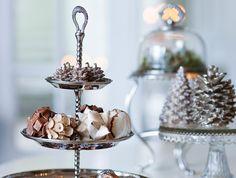 Cakestand by Lisbeth Dahl Copenhagen Autumn/Winter 13. #LisbethDahlCph #Cakestand #Sweet
